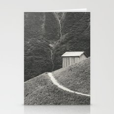 HILLSIDE HUT Stationery Cards