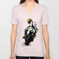 Valentino Rossi Unisex V-Neck