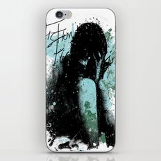 In Pieces iPhone & iPod Skin