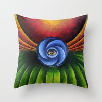 You Are TARGET Throw Pillow