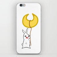 LuLu & BunBun iPhone & iPod Skin