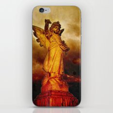 Charlotte iPhone & iPod Skin