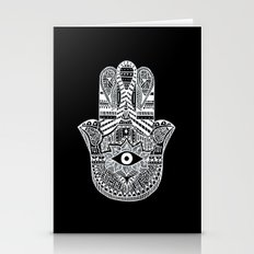 Hamsa Stationery Cards