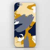 Eve; Abstract Art. iPhone & iPod Skin