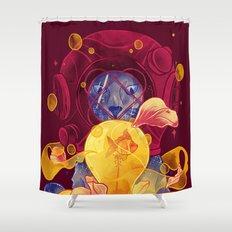 La Lumiere Shower Curtain