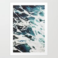 Nørdic Water No. 5 Art Print