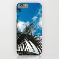 iPhone & iPod Case featuring Sky behind the trees by Mauricio Santana