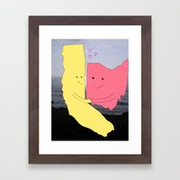 True Love.... Framed Art Print