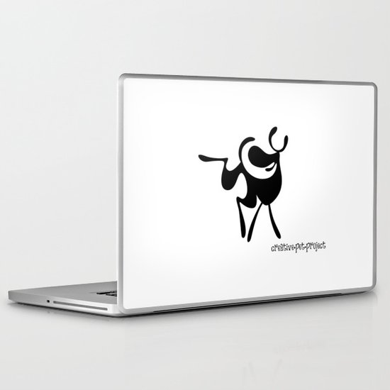 Dog 3 Laptop & iPad Skin