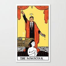 I-The Magician Canvas Print