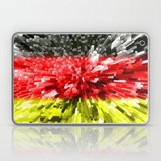 Germany Flag - Extrude Laptop & iPad Skin