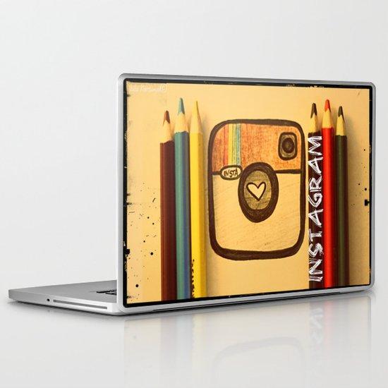 For Instagram Lovers ;) Laptop & iPad Skin