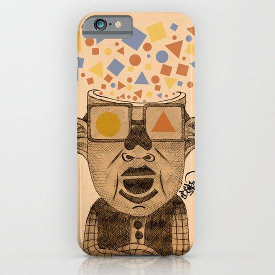 sometimes i just feel geometric iPhone & iPod Case