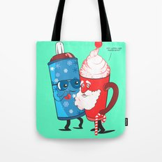 SANTA WANNABE Tote Bag