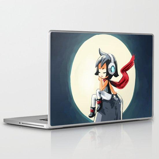 Moonlight Sonata Laptop & iPad Skin