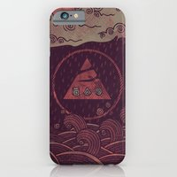 iPhone & iPod Case featuring Dark Waters by Hector Mansilla
