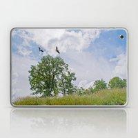 The buzzard tree Laptop & iPad Skin