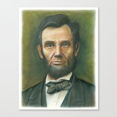 Lincoln Canvas Print