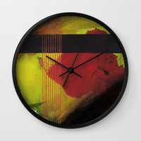 greenblack Wall Clock