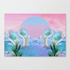 Eden Gates Canvas Print