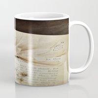 Myths, Flowers Mug