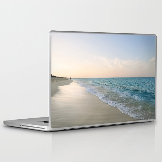 Shoreline Laptop & iPad Skin