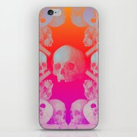 SKULLSLLUKS iPhone & iPod Skin
