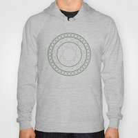 Anime Magic Circle 12 Hoody