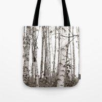 Birchwood Tote Bag