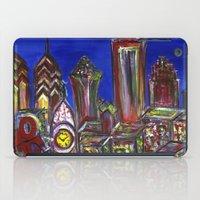 Philly Skyline LOVE iPad Case
