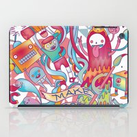 Together We're Awesome! iPad Case
