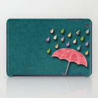 It's Raining, It's Pouri… iPad Case