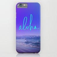 Aloha iPhone 6 Slim Case