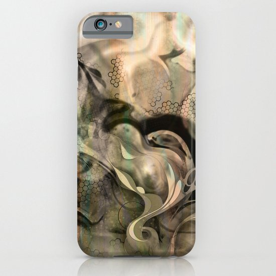 Fluidity Noir iPhone & iPod Case