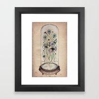 Terrarium #1 Framed Art Print