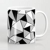 Ab Lines With Black Bloc… Mug