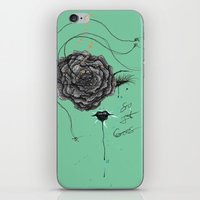 And So It Went iPhone & iPod Skin