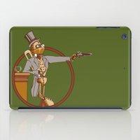 The Windup Duelist iPad Case