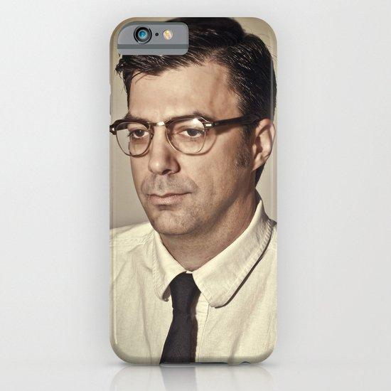 i.am.nerd. :: mike u. iPhone & iPod Case