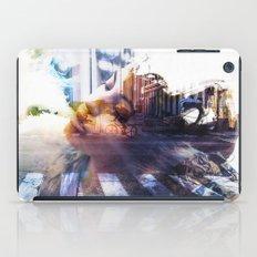 collage# street iPad Case