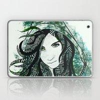 Faye Laptop & iPad Skin