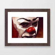 IT Framed Art Print