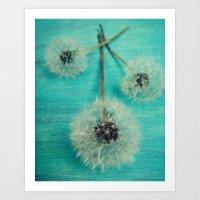 Three Wishes Art Print