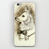 Fox Class iPhone & iPod Skin