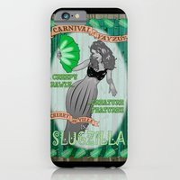 iPhone & iPod Case featuring Slug Lady by Andrew Mark Hunter