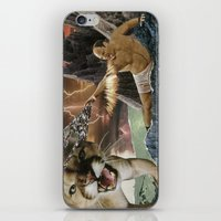 CANTSTANDYA: THE WRATH O… iPhone & iPod Skin