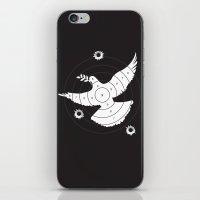 Aim for Peace iPhone & iPod Skin