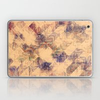 Curtains No. 333 Laptop & iPad Skin