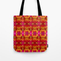 Like Flowers And Butterf… Tote Bag