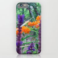 Between The Purples And … iPhone 6 Slim Case